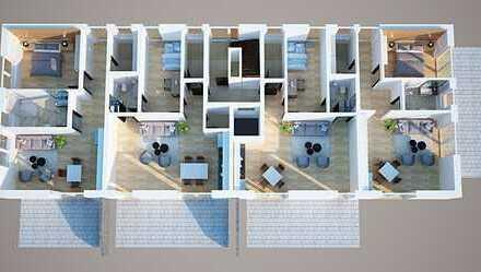 *PROVISIONSFREI* Moderne 2-Zimmer-Wohnung in unmittelbarer Nähe zum Klinikum