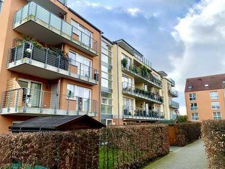 Moderne und helle 3-Zimmer-Wohnung in bevorzugter Lage!