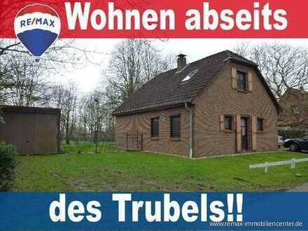 Schnuckeliges Landhaus am Ortsrand des Nordseebades Hooksiel!