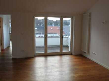 Exklusive Penthouse-Wohnung in Südstadt / Poppelsdorf mit Blick auf den Venusberg