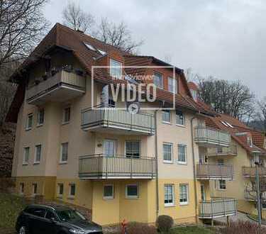 Lichtdurchflutete 2-Raum-Wohnung mit attraktiver Zimmeraufteilung, Balkon&Doppelparker zu vermieten