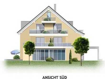 Sonnige 4-Zimmer-Dachgeschosswohnung mit Balkon