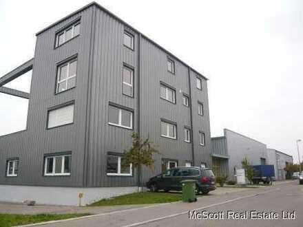 Großzügige Büroräume im modernen Gewerbeanwesen Rohbau in Steinenbronn