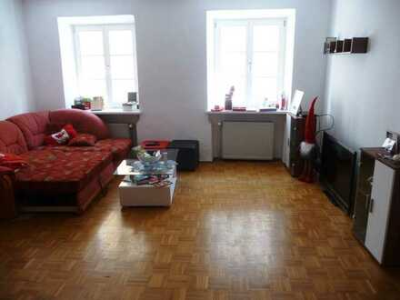Gepflegte 2-Zimmer-Altbauwohnung