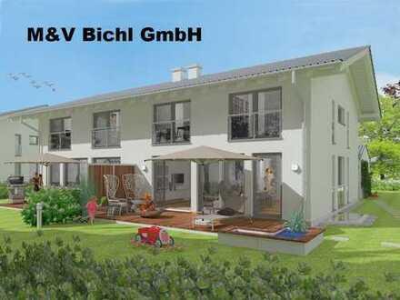 Direkt vom Bauträger - noch 2 exklusive DHH - Neubau in Rosenheim - TOP Infrastruktur!!!