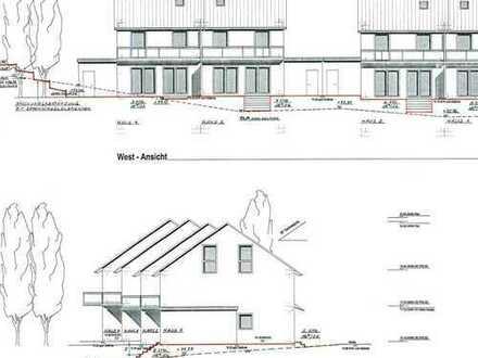 positive Bauvoranfrage für Doppelhäuser mit Garage
