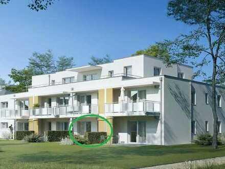 Qualität für Ihre Investition: gut geschnittene 2-Zimmer-Wohnung