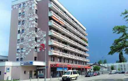 Ärztehaus Rosenheim - große Praxis im Erdgeschoss, attraktive Lage