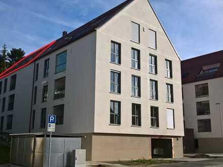 * Helle 5-Zimmer Maisonettewohnung im Zentrum in KFW-55 Effizienzhaus *