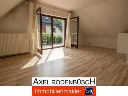 Schicke Maisonettewohnung in Toplage von Liblar! 2 Balkone und eine Terrasse! Bahnhofsnah!