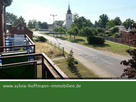 * 2 RWE in Pissen * 2 Balkone * Dusche * EBK und PKW-Stellplatz gg. Aufpreis möglich *