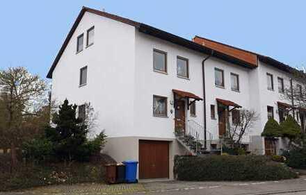 Gute Wohnlage - schönes Haus mit Garten!