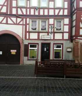 Büdingen - urige Kneipe in 1A Lage - z.B. für Cocktail-Lounge, Weinlokal