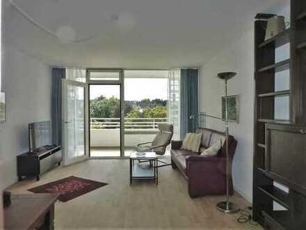Sonnige 2-Raum-Wohnung mit großem Süd-Balkon in Essen- Stadtwald