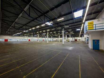 Im Alleinauftrag ca. 11.000 m² moderne Hallenfläche | Verkehrsgünstig | ***Provisionsfrei***