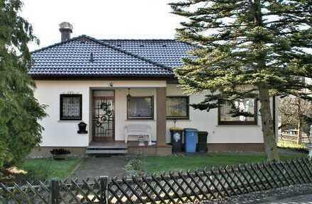 Einfamilienhaus in sehr guter ruhiger Lage - Wohnen auf einer Ebene