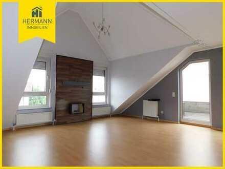 Sehr schöne 3-Zimmer-Maisonette-Wohnung in ruhiger Lage von Bruchköbel
