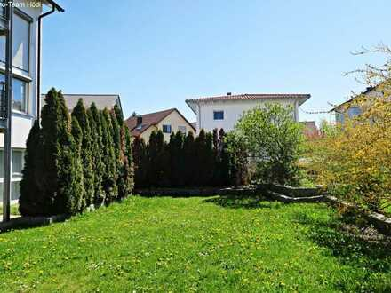 Tolle Wohnung mit großem Garten in super Lage in Rommelsbach!!