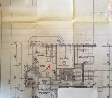Schöne vier Zimmer Wohnung in Böblingen (Kreis), Deckenpfronn
