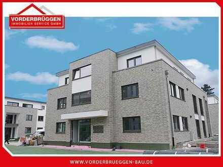 NEUBAU IN STADTPARKNÄHE: Bezugsfertige 3 Zimmerwohnung mit Balkon.