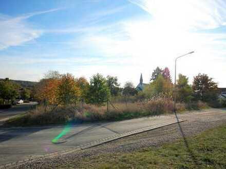 Vollerschlossenes Baugrundstück in Pohl
