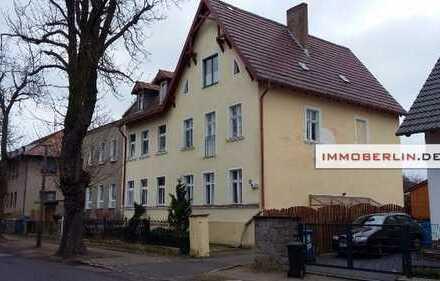 IMMOBERLIN: Stimmungsvolle vermietete Wohnung in harmonischer Lage