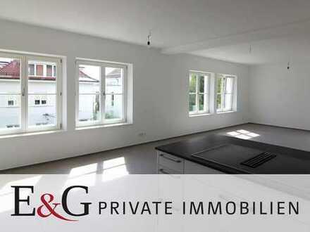 Komplett kernsanierte 3-Zimmer-Wohnungen in 3-Familienhaus am Killesberg
