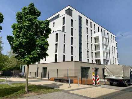 Erstbezug - Exklusive 5-Zimmer Wohnung mit Balkon und EBK