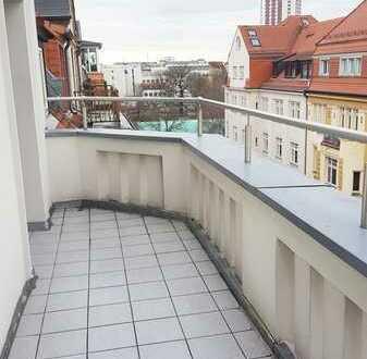 ++ Über den Dächern Leipzigs! ++ 3-Zimmer-Maisonettewohnung zu vermieten.
