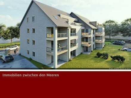 Bauvorhaben Schobüller Straße: Penthouse-Wohnung mit Nordseeblick
