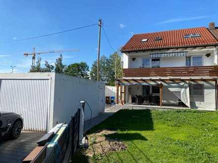gepflegte 3-Zimmer-Wohnung mit Garten in Neusäß, Nähe Uniklinikum
