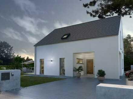 Ihr OKAL- Designhaus 21 des Monats. KFW Effizienzhaus 55 TILGUNGSZUSCHUSS VON 22000€