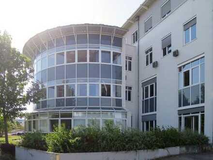 Büroeinheit im 3. Obergeschoss mit 18,5 m² großer Terrasse