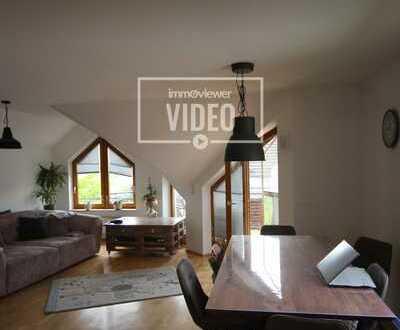 Hainburg: Schöne 5-Zimmer-Maisonettewohnung in ruhiger Lage und kleiner Wohneinheit