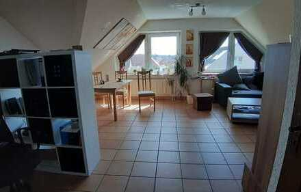 Freundliche, gepflegte 2-Zimmer-DG-Wohnung zur Miete in Selm Bork