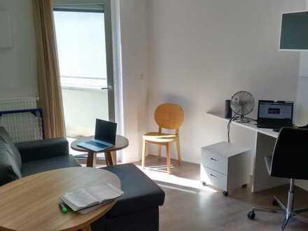 Stilvolle 1,5-Zimmer-Wohnung in moderner Apartmentanlage in Offenbach