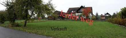 Verkauft (Baugrundstück in Ammerthal) verkauft