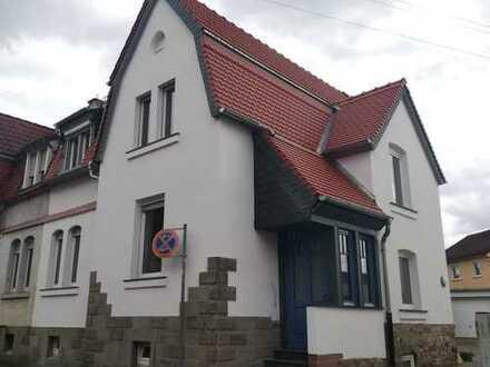 Doppelhaushälfte zentral in Eltville, Erstbezug nach Sanierung