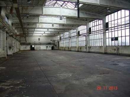 Halle 1150 m² mit Bürofläche in Limbach-Oberfr. für Produktion/Lager/Werkstatt zu vermieten