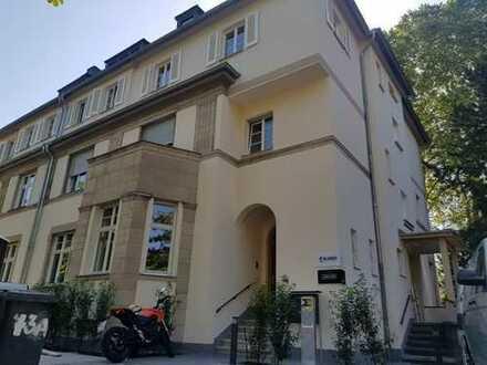 Büro-/Praxisetage in Koblenzer Stadtvilla – Exponierte Lage mit Blick auf den Rhein