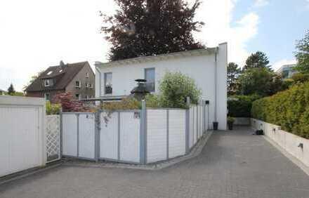 Höntrop: freistehendes Einfamilienhaus mit faszinierender Gartenanlage...