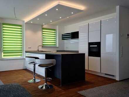 Exklusive, neuwertige 4-Zimmer-Wohnung mit Balkon in Leonberg Eltingen
