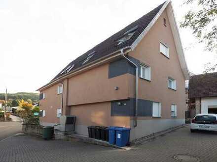 4,8% Rendite: Kernsaniertes Mehrfamilienhaus mit 3 Wohneinheiten in ruhiger Lage von Schliengen