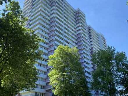 Gepflegte 3 1/2 Zimmerwohnung mit Balkon und TG-Stellplatz
