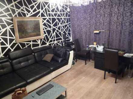 *Reserviert* Frei werdendes u. saniertes 1,5-Zi.-Appartement, 45 m², zentral, Schwimmbad im Haus!