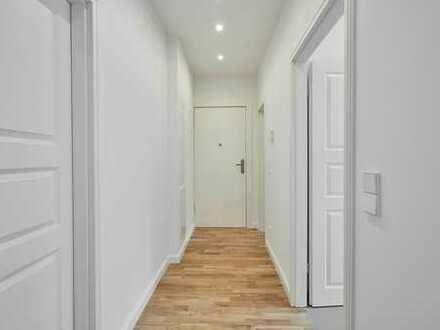 Bild_Umfassend modernisierte Wohnung mit Einbauküche und Balkon