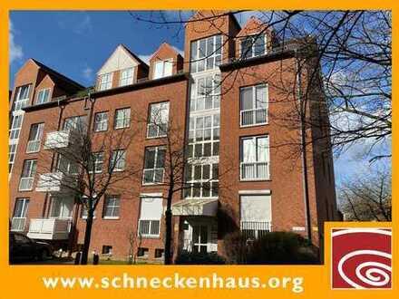 Parknah wohnen im Weidedamm-Viertel! Helle Etagenwohnung mit Lift und Tiefgaragen-Stellplatz!