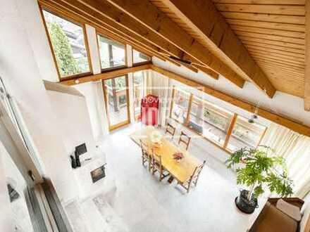 Freistehendes Einfamilienhaus mit traumhaftem Panoramablick