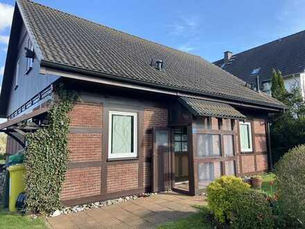 Charmantes Haus im Fachwerkstil und sensationellem Ausblick nahe Marienberg!