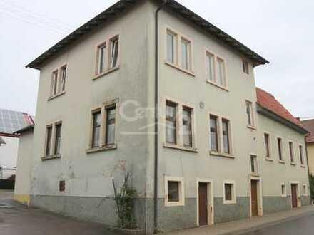 Renovierungsbedürftiges Haus im Ortskern! +++MIETKAUF MÖGLICH+++